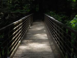 a bridge © Cristi Jenkins Creations